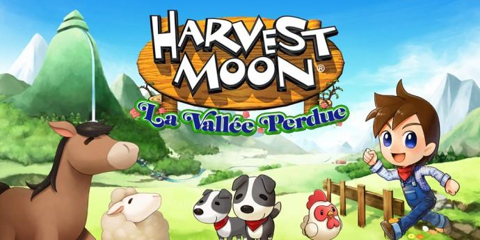 Harvest MooN La Vallée perdue