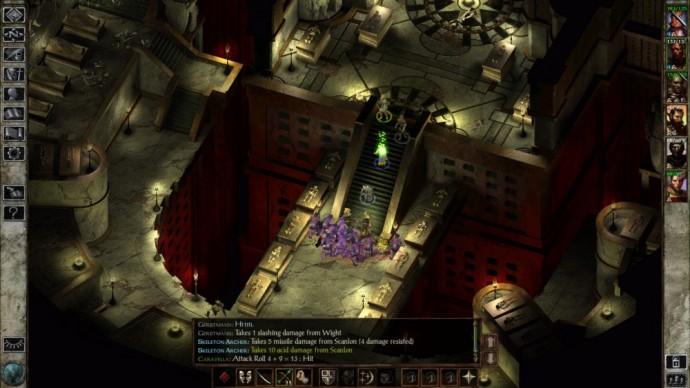 Icewind Dale Enhanced Edition est disponible - LightninGamer - Bataille