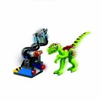 LEGO Jurassic World : Date de sortie et vidéo Lightningamer (03)