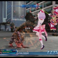 Omega Quintet - Gameplay