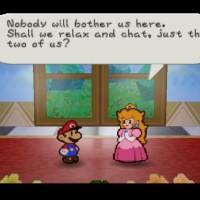 Paper Mario Peach