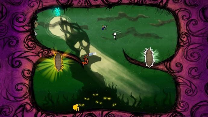 Paperbound 4 joueurs niveau terreur
