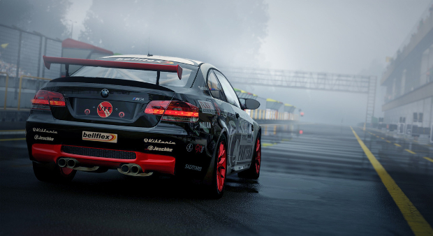 Project CARS Broullard