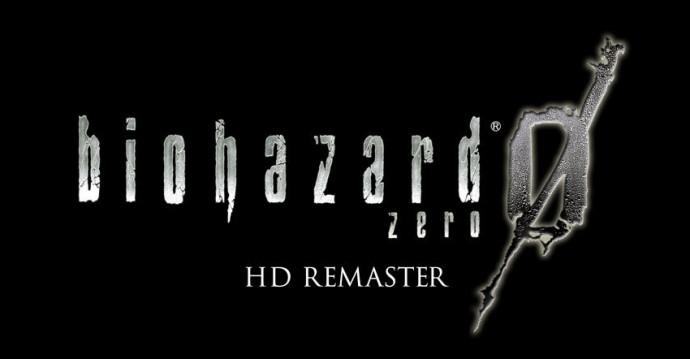 Resident Evil 0 HD Remastered Logo