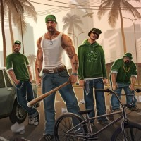 GTA San Andreas fan art