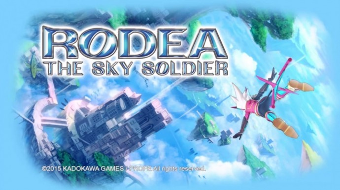 Rodea the sky soldiers