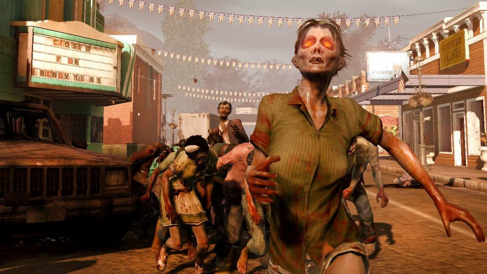 State of Decay 2 zombies qui courent