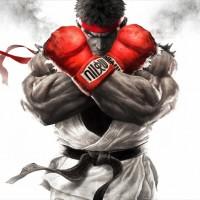 Street Fighter V Ryu se protège