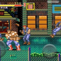 Streets of Rage II Max