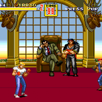 Streets of Rage II Mr X