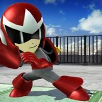 Super Smash Bros Mii costume set 1