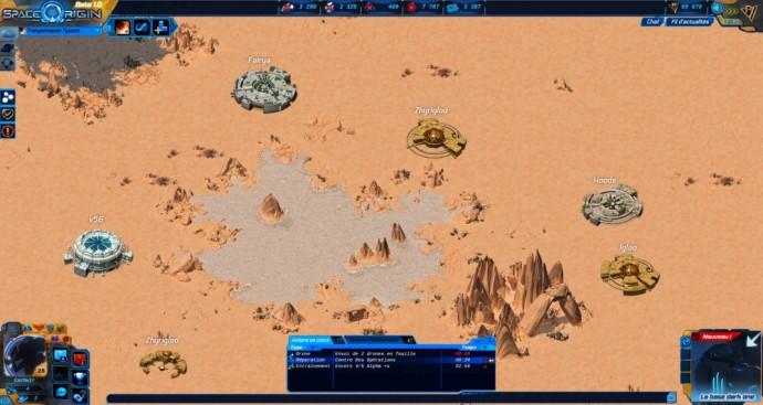 Test de Space Origin [PC] LightninGamer 05 - palnète aride