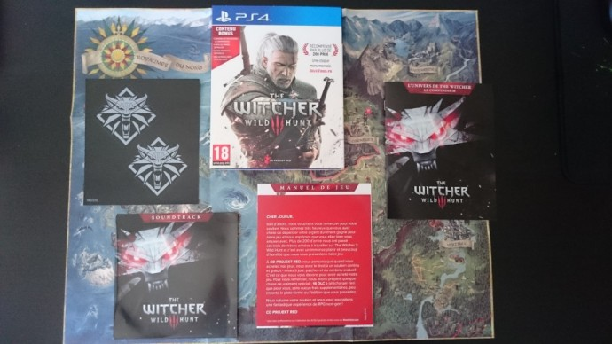 The witcher 3 wild hunt edition standard