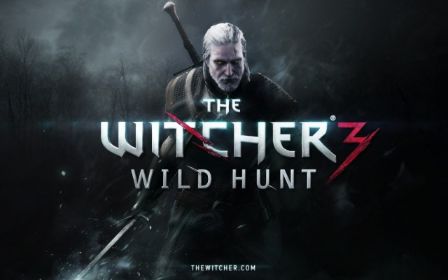The witcher III Wild Hunt édition standard