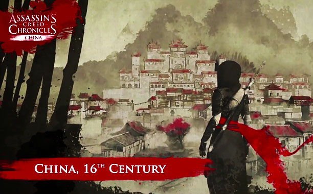 Test Assassin's Creed Chronicles: China [Xbox One]