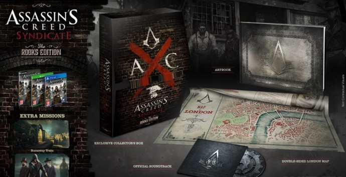 assassin's creed syndicate  pack 3