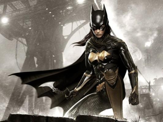 Batman: Arkham Knight, Batgirl arrive