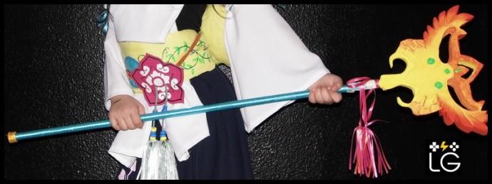 le sceptre Nirvana de Yuna 13