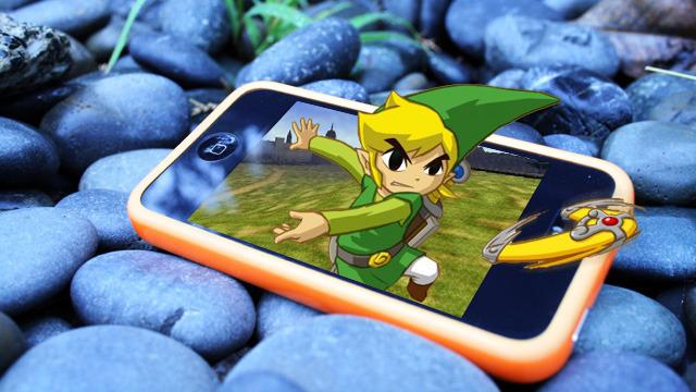 Nintendo Mobile Zelda
