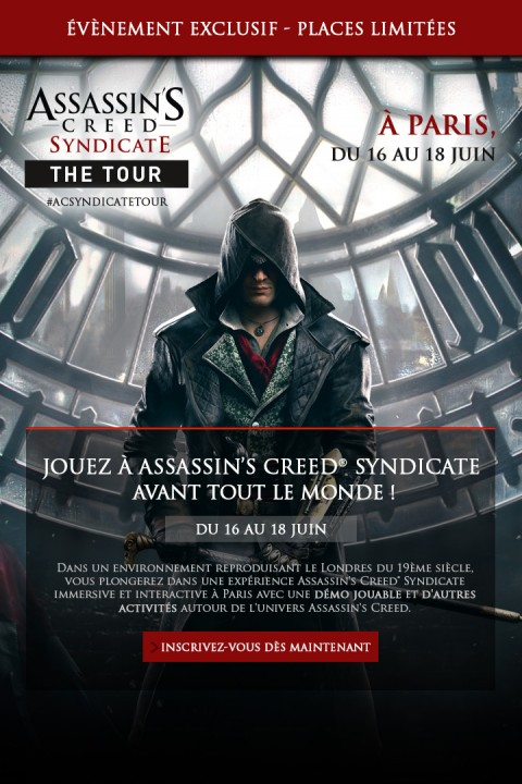 Assassin's Creed Syndicate : Ubisoft paye sa tournée