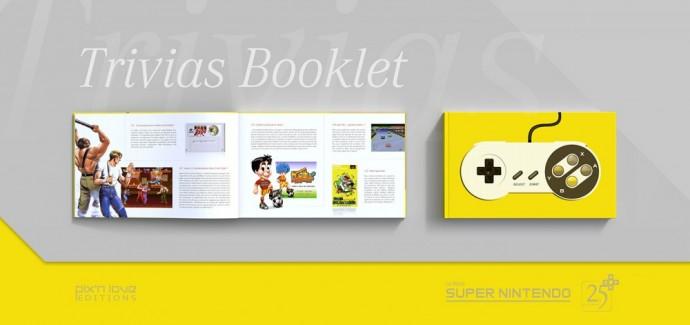 Coffret Collector Super Nintendo Pix'n Love