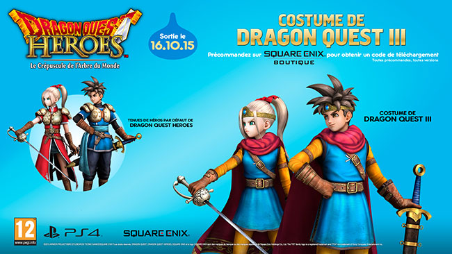 Collector Dragon Quest Heroes
