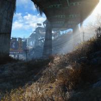 Des screenshots pour Fallout 4 LightninGamer 05 - Autoroute