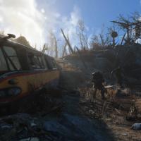 Des screenshots pour Fallout 4 LightninGamer 09 - Désert