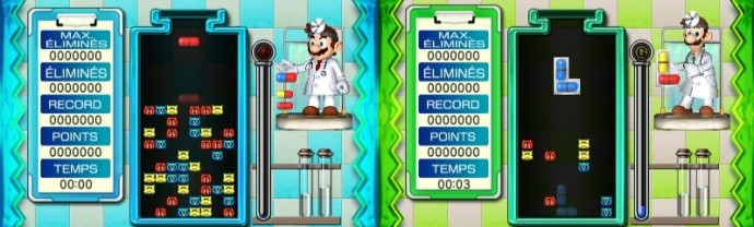 Dr Mario et Dr Luigi