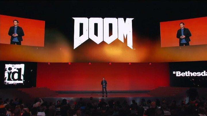 E3 2015 - Doom