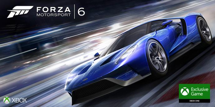 Forza Motorsport 6 débarque le 15 septembre prochain et se montre avec un nouveau trailer