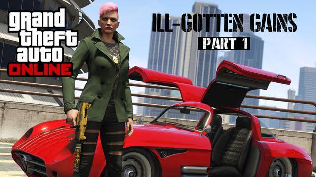 GTa Online Bientôt une mise à jour LightninGamer 01