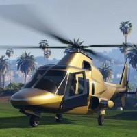 GTA Online Buckingham Swift Deluxe en or massif