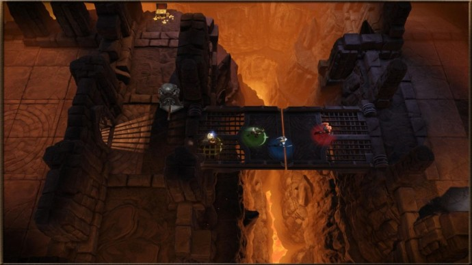 Après avoir ravi les joueurs PC en septembre dernier, Gauntlet arrive bientôt sur PS4