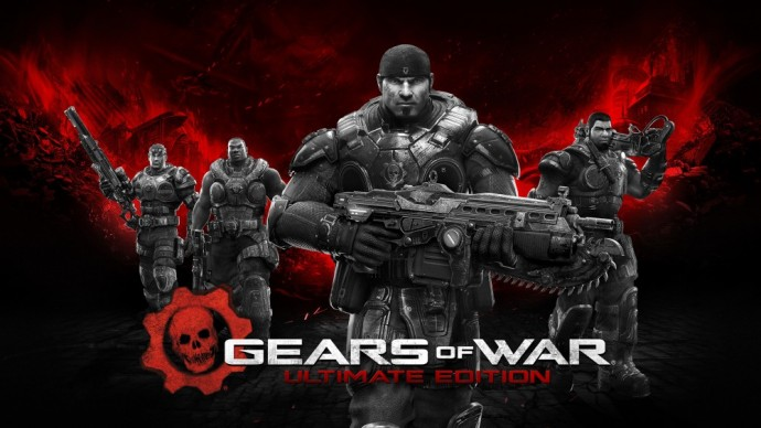 Gears of War Ultimate Edition logo