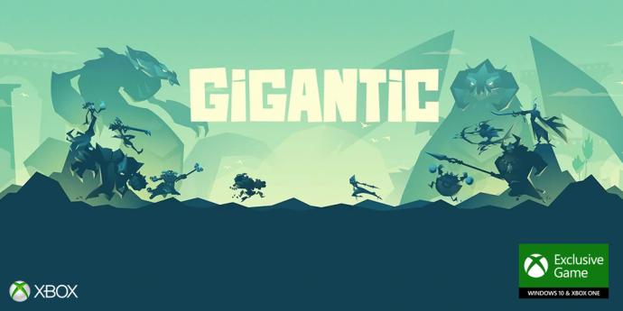 Gigantic banniere