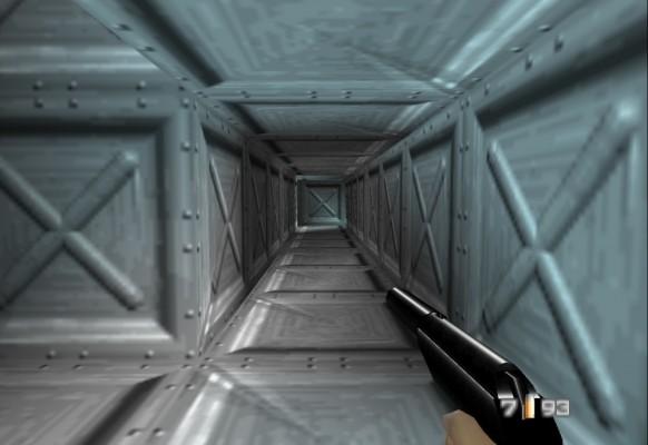 Goldeneye 007 facility