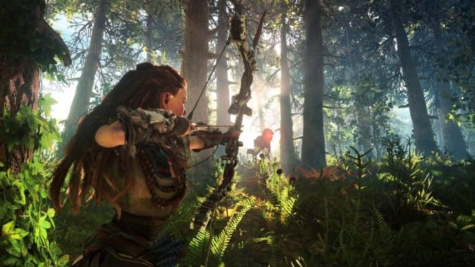 Horizon Zero: Dawn se montre encore davatange avec neuf screenshots tirés du jeu