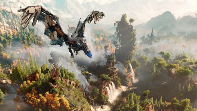 Horizon Zero Dawn: se montre encore davatange avec neuf screenshots tirés du jeu