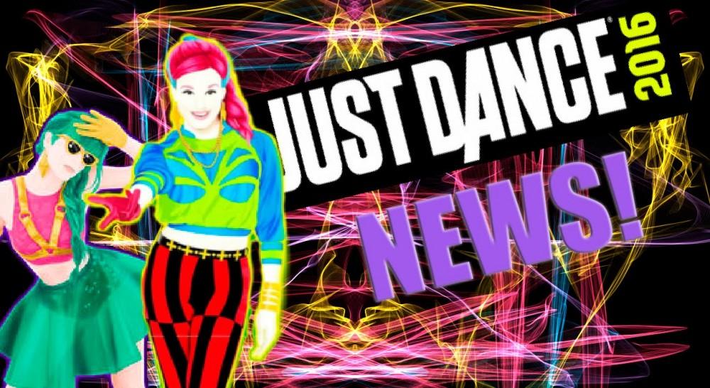 Les news de Just Dance 2016