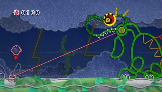 Kirby au fil de l'aventure - Dragrognon