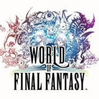 Le logo de World of Final Fantasy