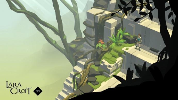 Lara Croft GO annoncé par le studio Square Enix, sortie prévu fin 2015