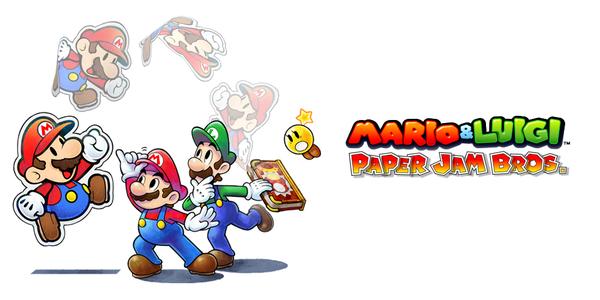 Mario et Luigi: Paper Jam Bros.