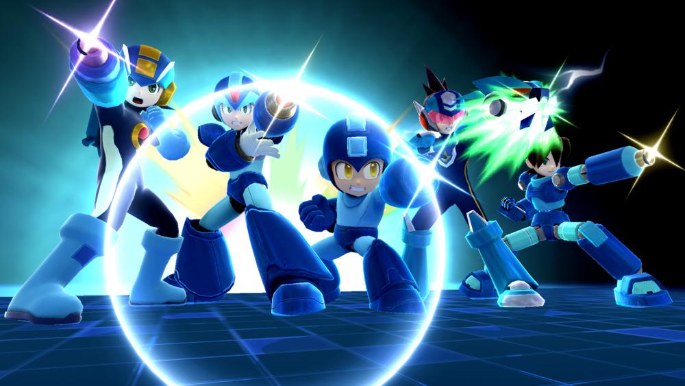 Megaman final smash