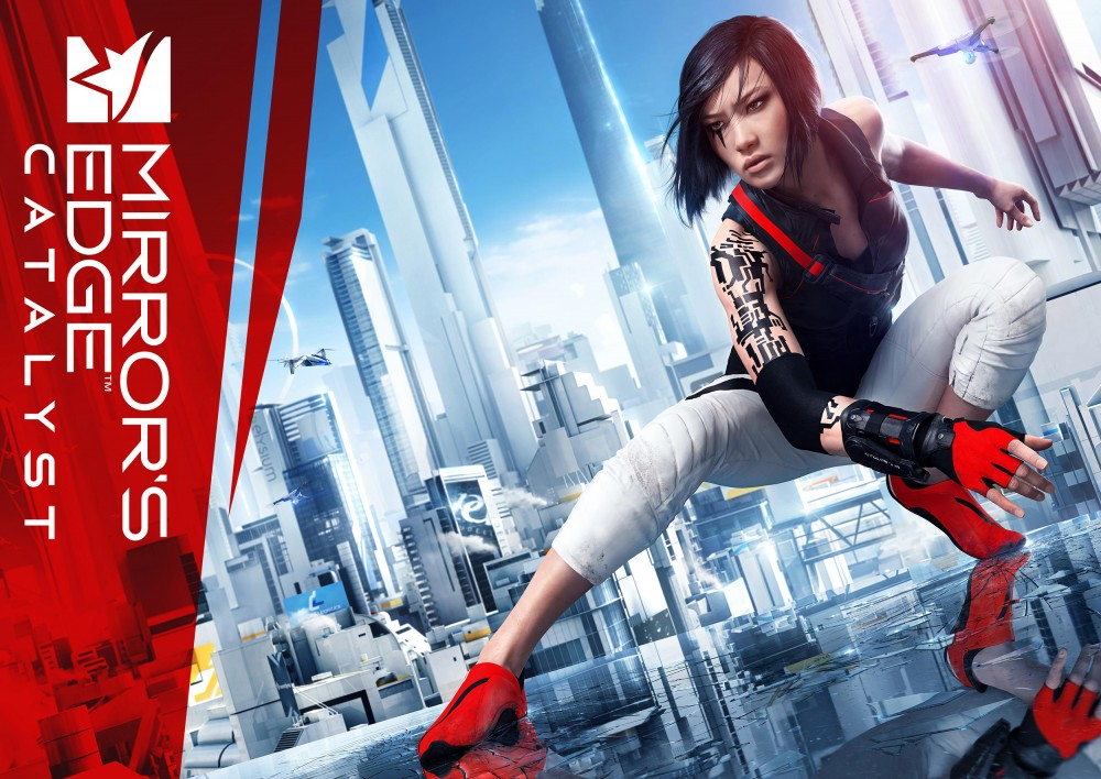 Faith toujours très agile dans Mirror's Edge CatalystMirror's Edge Catalyst