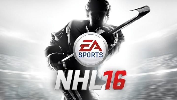 Jaquette de NHL 16