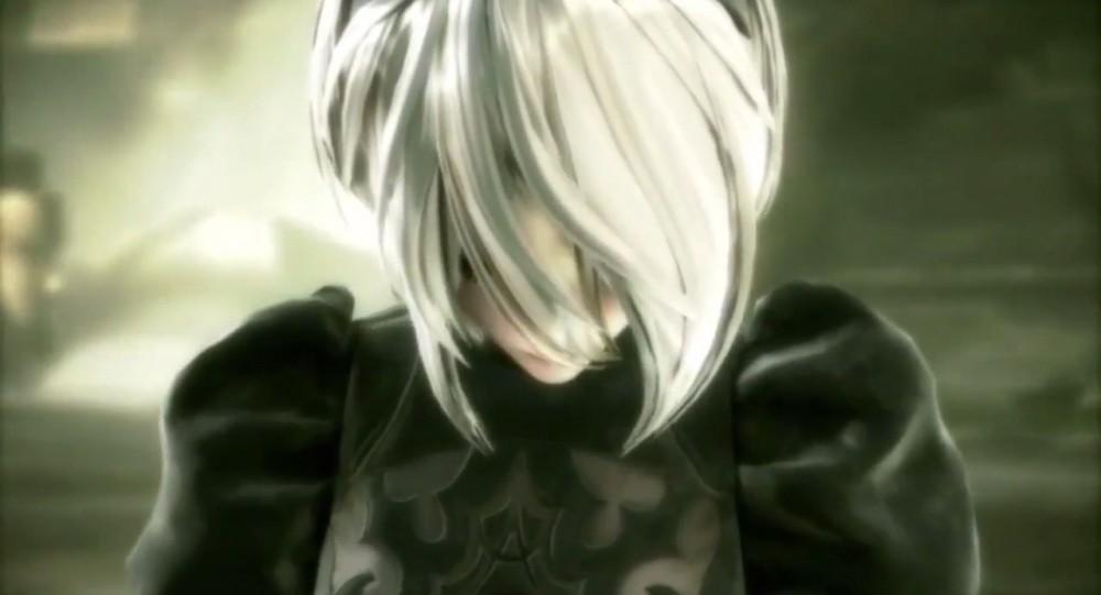 NieR Automata personnage principal