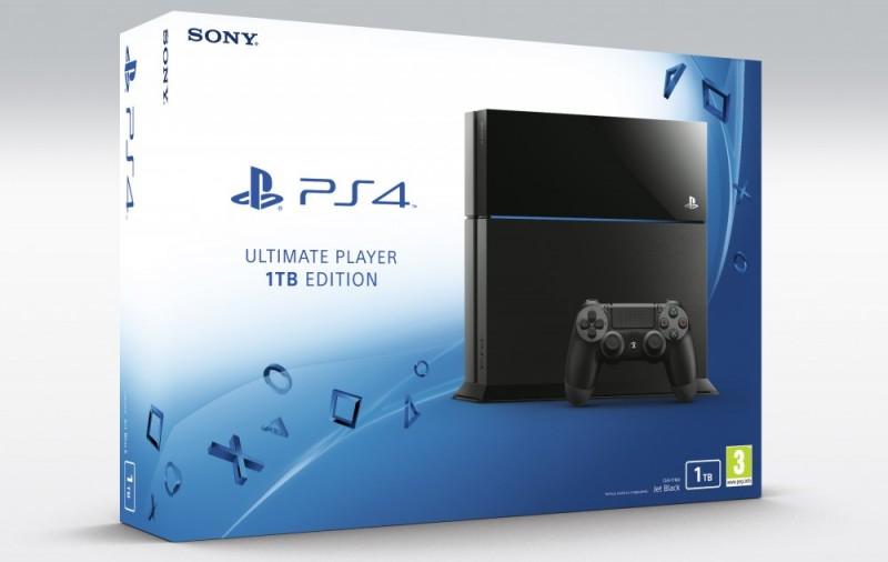 PlayStation Blog US vient d'annoncer la sortie d'une nouvelle PS4 1To