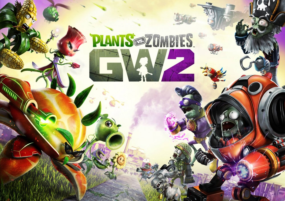 Jaquette de Plants Vs. Zombies: Garden Warfare 2